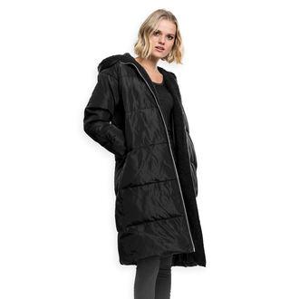 Ženski kaput URBAN CLASSICS - Puffer - crno / crno, URBAN CLASSICS