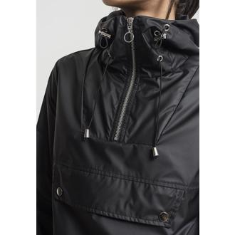 Ženska jakna URBAN CLASSICS - High Neck - crno