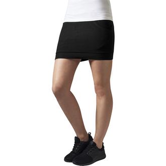 ženska suknja URBAN CLASSICS - French terry, URBAN CLASSICS
