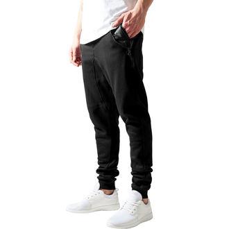 Muške hlače (trenirka) URBAN CLASSICS - Leather Pocket, URBAN CLASSICS