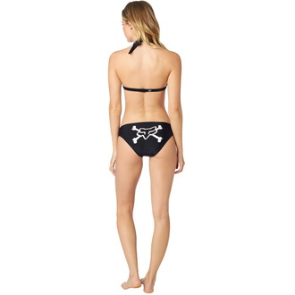 Ženski bikini FOX - Throttle Maniac - Ular - Crna, FOX