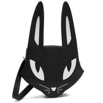 Ručna torbica KILLSTAR - Thumper - Black, KILLSTAR