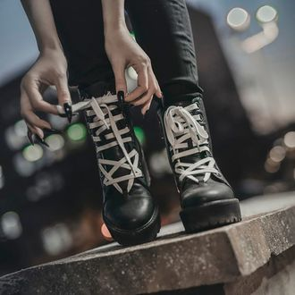 Wedge čizme - KILLSTAR