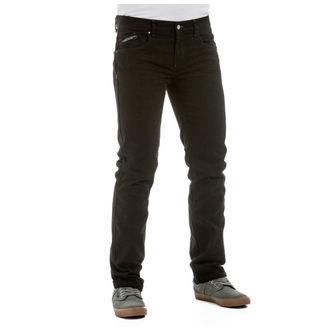 Muške hlače (traperice) NUGGET - Tremor - 1/7/38, D - Crne, NUGGET