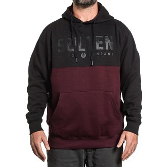 Muška majica s kapuljačom - LINES - SULLEN, SULLEN