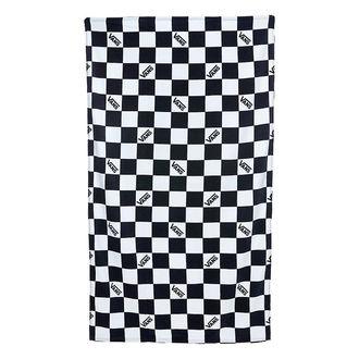 Ručnik za plažu VANS - MN CHECKERBOARD BEAC - Black / White, VANS