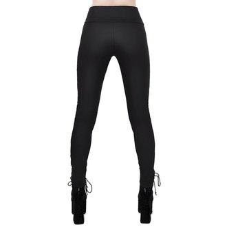 Ženske hlače (tajice) KILLSTAR - Viper Lace-Up, KILLSTAR