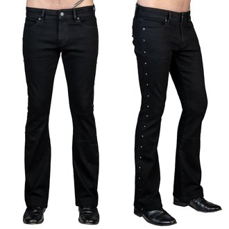 Muške hlače (traperice) WORNSTAR - Gauntlet - Black, WORNSTAR