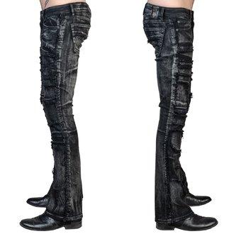 Muške hlače (traperice) WORNSTAR - Remnant - Black, WORNSTAR