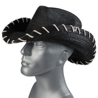 Šešir WORNSTAR - Hellrider HS Black Rocker Cowboy, WORNSTAR