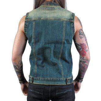 vesta pánská WORNSTAR - Idolmaker - Vintage Blue