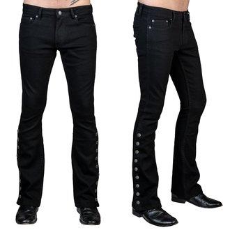 Muške hlače (traperice) WORNSTAR - Hellraiser - Black, WORNSTAR
