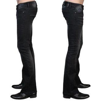 Muška hlače (traperice) WORNSTAR - Hellraiser - Vintage Black, WORNSTAR