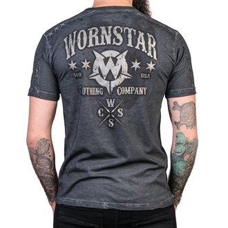Muška hardcore majica - Chop Shop - WORNSTAR, WORNSTAR