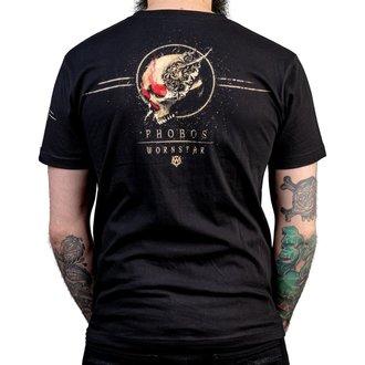 Muška hardcore majica - Phobos - WORNSTAR, WORNSTAR