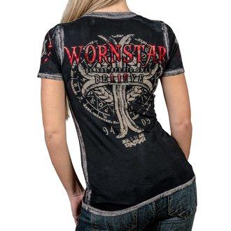 Majica hardcore ženska - Believe - WORNSTAR, WORNSTAR