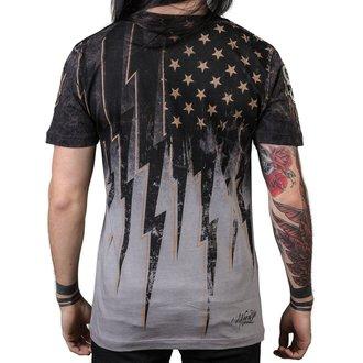 Majica hardcore muška - Black Flag - WORNSTAR, WORNSTAR