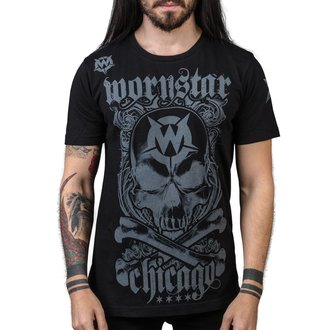 Majica hardcore muška - Chicago Core - WORNSTAR, WORNSTAR