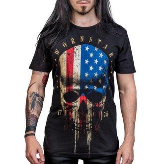 Majica hardcore muška - Americoma - WORNSTAR, WORNSTAR