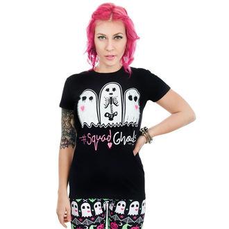 Majica gotika i punk ženska - BABYDOLL - TOO FAST, TOO FAST