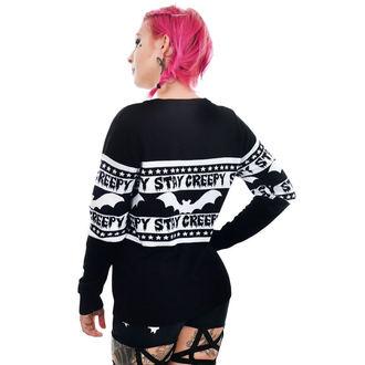 Ženski džemper TOO FAST - CULT - BORAVAK Jeziv šišmiši, TOO FAST