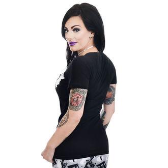 Ženska majica gotika i punk - HAUNTED HOUSE & GHOSTS - TOO FAST, TOO FAST