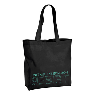 Torba Within Temptation - 3D Resist - Black, NNM, Within Temptation