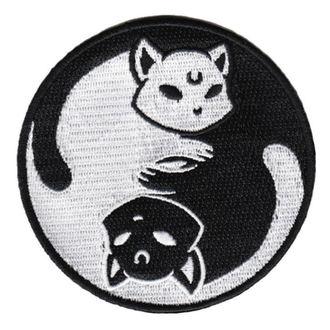 Zakrpa KILLSTAR - Yin Yang - BLACK, KILLSTAR