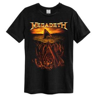 Muška metal majica Megadeth - Nuke Shark - AMPLIFIED, AMPLIFIED, Megadeth