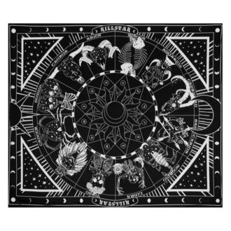 Zastava KILLSTAR - Zodiac - BLACK, KILLSTAR