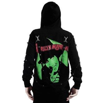 Majica s kapuljačom unisex KILLSTAR - Marilyn Manson - Smells Like Manson - Black
