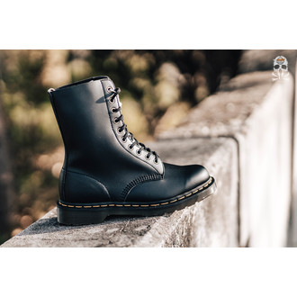 Kožne unisex čizme - 10 proreza - Dr. Martens, Dr. Martens