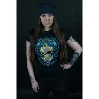 Ženska metal majica Five Finger Death Punch - Trouble - ROCK OFF, ROCK OFF, Five Finger Death Punch