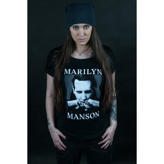 Ženska majica Marilyn Manson - Fists - ROCK OFF, ROCK OFF, Marilyn Manson
