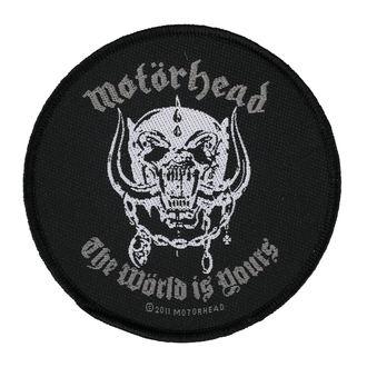 Zakrpa Bend - THE WORLD IS YOURS - RAZAMATAZ, RAZAMATAZ, Motörhead