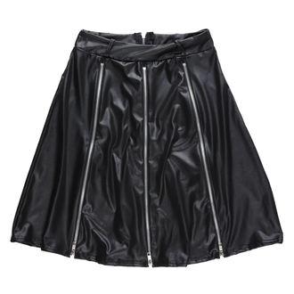 Ženska suknja DISTURBIA - ZIP, DISTURBIA