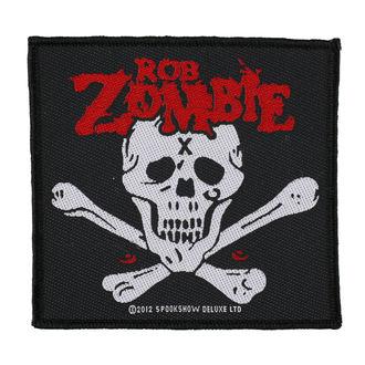Zakrpa ROB ZOMBIE - DEAD RETURN - RAZAMATAZ, RAZAMATAZ, Rob Zombie