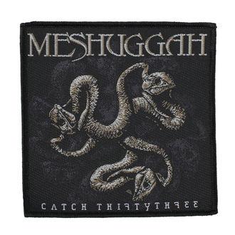 Zakrpa MESHUGGAH - CATCH 33 - RAZAMATAZ, RAZAMATAZ, Meshuggah