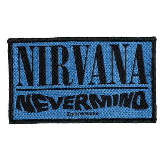 Zakrpa NIRVANA - NEVERMIND - RAZAMATAZ, RAZAMATAZ, Nirvana