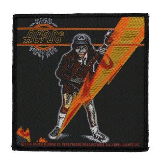 Zakrpa AC / DC - HIGH VOLTAGE - RAZAMATAZ, RAZAMATAZ, AC-DC