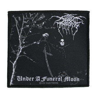 Zakrpa DARKTHRONE - UNDER A FUNERAL MOON - RAZAMATAZ, RAZAMATAZ, Darkthrone