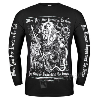 Muška hardcore majica - SATAN - AMENOMEN, AMENOMEN