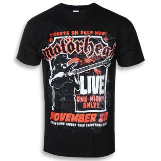 Muška metal majica Motörhead - Lemmy Firepower - ROCK OFF, ROCK OFF, Motörhead
