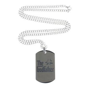 Ogrlica s privjeskom (Identifikacijska pločica) Kmotr, NNM