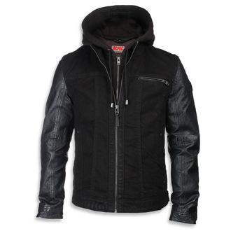 Kožna jakna AC-DC - Black - NNM, NNM, AC-DC