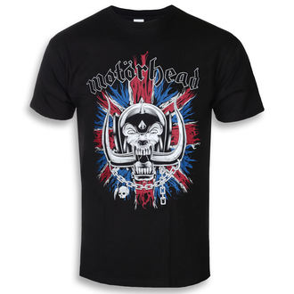 Muška metal majica Motörhead - British Warpig - ROCK OFF, ROCK OFF, Motörhead