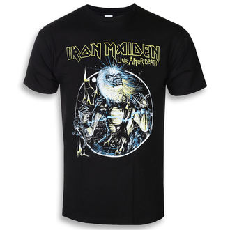 Muška metal majica Iron Maiden - Live After Death - ROCK OFF, ROCK OFF, Iron Maiden