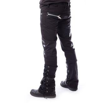 Muške hlače Vixxsin - ADRIAN - CRNE, VIXXSIN