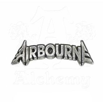 Bedž Airbourne - ALCHEMY GOTHIC, ALCHEMY GOTHIC, Airbourne