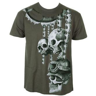 Muška majica - Motor Skulls - ALISTAR, ALISTAR